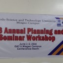 2016 ANNUAL PLANNING WORKSHOP