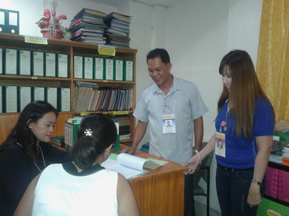 Internal Quality Audit at ISAT U Miagao Campus